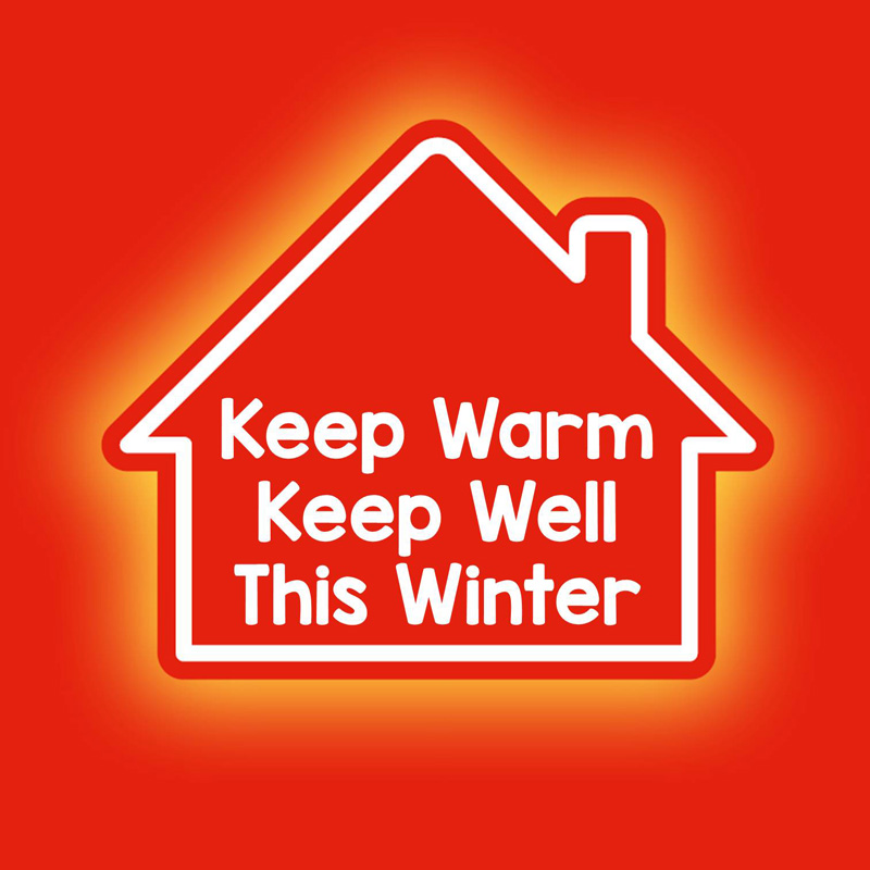 Keep warm, keep well this winter