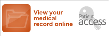 View your medical record online